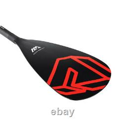 Carbon Guide Semi Carbon SUP Paddle Red Black Stand Up Paddle Board