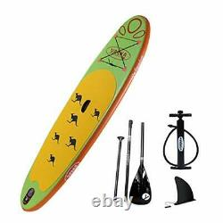 Children Inflatable Stand Up Paddle Board SUP Hand Pump Adjustable Aluminum
