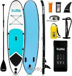 DAMA Blue (10') Inflatable Stand Up Paddle Board