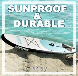 DAMA Teal (10') Inflatable Stand Up Paddle Board