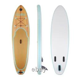 DAMA Wooden Nature (96) Inflatable Stand Up Paddle Board, Drop Stitch & PVC