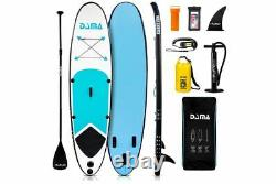 DAMA Youth 10' Inflatable Sup Stand Up Paddle Board, Youth Premium Board