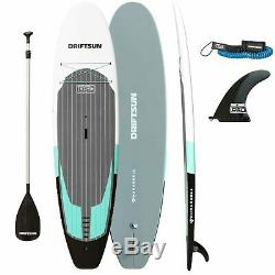 Driftsun Hard Shell Stand Up Paddleboard Durashell Ultra Durable