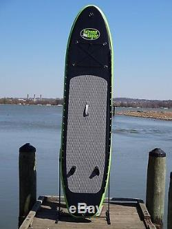 Extreme Angler Inflatable Stand Up Paddleboard SUP