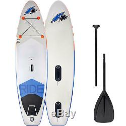 F2 Inflatable Ride Windsurf SUP Stand Up Paddle Board I-SUP WS Paddelbrett SET