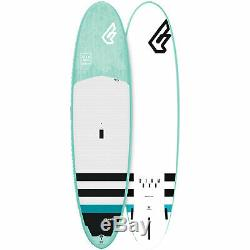 Fanatic Composite Diamond Bamboo Edition SUP Hardboard Stand Up Paddle Board