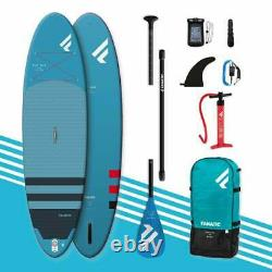 Fanatic Fly Air Pure SUP Package 10ft 8 / Stand Up PaddleBoard