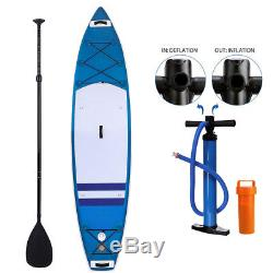 Fashion 11'' 10 (6 Thick) Stand Up Paddle Board Inflatable SUP USA