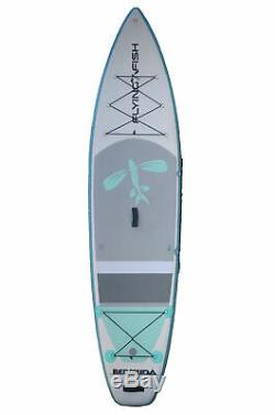 Flying Fish Board Co. 11' Bermuda Inflatable Stand Up Paddle Board SUP