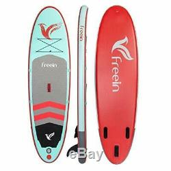 Freein All Round Stand Up Paddle Board Inflatable SUP 10' Long 33 Wide 6 Thick