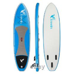 Freein Stand Up Paddle Board Inflatable SUP 10 Long White With Kayak Seat