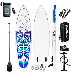 Funwater 10'6 Inflatable Stand Up Paddle Board