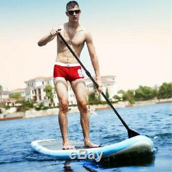 GoFun 11' Inflatable SUP Paddle Board Stand Up Paddle Pump & Backpack US