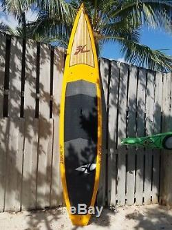 Hobie 12' ELITE TOUR BCX 4 Stand Up Paddle Board SUP