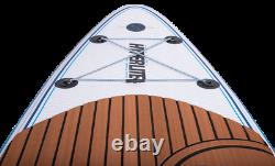 Hyperlite Admiral 11ft Inflatable Stand Up Paddleboard Package