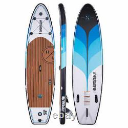 Hyperlite Admiral Inflatable Stand Up Paddleboard, 11 ft. X 34 ft