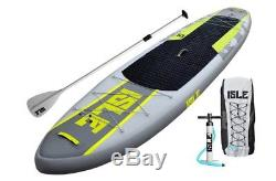 ISLE Surf and SUP Inflatable stand up paddle board