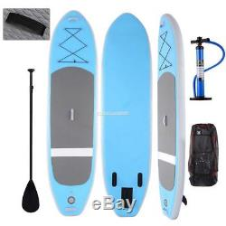 ISUP Adjustable 10ft Inflatable Stand Up Paddleboard Paddle Board SUP Surf Board
