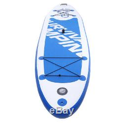 Inflatable 10'10/11'/12' Stand Up Paddle Board 2 in 1 Kayak Surfboard 3 Size