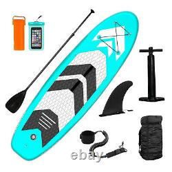 Inflatable Paddle Board SUP Stand Up Paddle Board 6 inches Thick Board