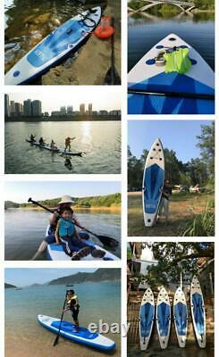 Inflatable Paddle Board Stand Up SUP Surfboard Pump Kayak With SUP Accessories
