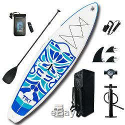 Inflatable SUP Stand Up Paddle Board 10'6x33x6 Surfboard /Complete accessories