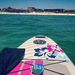 Inflatable Stand Up Paddle Board 10' SUP Kit 1-Year Limited Warranty