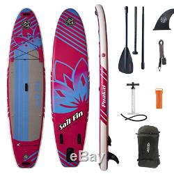 Inflatable Stand Up Paddle Board 11' SUP Kit 1-Year Limited Warranty