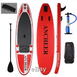Inflatable Stand Up Paddle Board (6 Inches Thick) Universal SUP Wide Stance