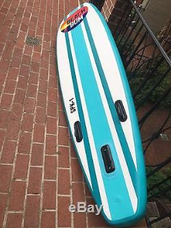 Inflatable Stand Up Paddle Board 9'9'' SPK1 iSUP Beach Bum SPK1 w paddle