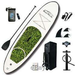 Inflatable Stand up paddle Board SUP Board ISUP 10304with complete kit