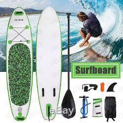 Inflatable Stand up paddle board Surfboard11'33''6''withPaddle, pack, leash, pump