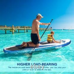 Inflatable Surfboard Stand-Up Paddle Board Set Float Longboard For Adult Youth