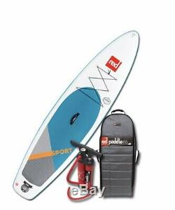 Inflatable sup (isup) stand up paddle board Red Paddle Co Sport 113