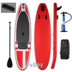 Isup inflatable sup stand up paddle board, 10'6 paddleboard, with Backpack