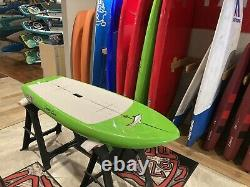 Jimmy Lewis 5'11 Flying V Hydrofoil Foil Sup Wingfoil Stand Up Paddleboard