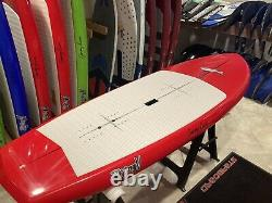 Jimmy Lewis 7'5 X 30 Flying V Hydrofoil Foil Sup Wingfoil Stand Up Paddleboard