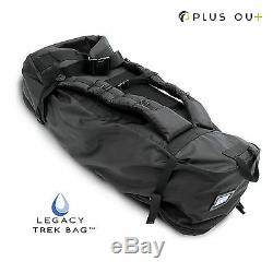 Legacy iSUP Inflatable Stand Up Paddle Board SUP Package & Paddle Pump Leash Bag