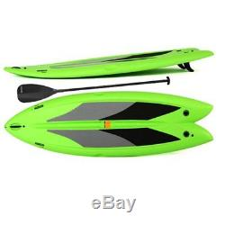 Lifetime Paddle Adult Stand Up Paddle Board -, Green, 9' 8
