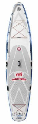 Mistral Nautique Inflatable 12'6 Stand Up Paddleboard