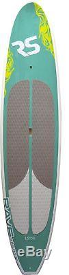 NEW Rave Sports 02566 Lake Cruiser LS116 11'6 Teal Stand Up Paddle Board