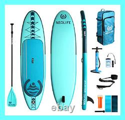 Neolife Inflatable Stand Up Paddle Board KIT #NO0909