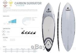 New Laird Hamilton Stand Up Surrator Carbon 8'10 Paddle Board SUP 2017 Ret$2300