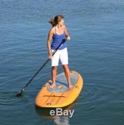 New SUP Stand up Hard Shell Paddleboard Surfer by Imagine Surf paddle board