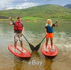 Non Inflatable Paddle Board 9 Foot Paddleboard For Adults Freestyle SUP Stand Up