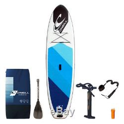 Oneill Santa Fade 10'2 Stand up Paddle board Inflatable SUP 2018