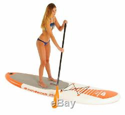 PathFinder Inflatable SUP Stand Up Paddleboard 9' 9 (5 Thick)