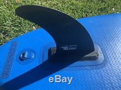 Pathfinder Inflatable SUP Stand-up Paddleboard P73 Fin Included