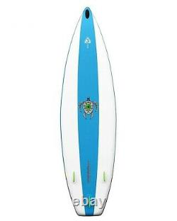 Performer 11' Blue Ocean Edition Inflatable Stand Up Paddle Board (isup) With Ba