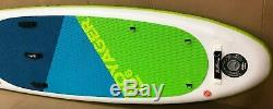 Red Paddle Co. Voyager Inflatable Stand-Up Paddleboard /46456/